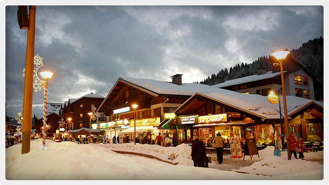 Les Gets Morzine Immobilier